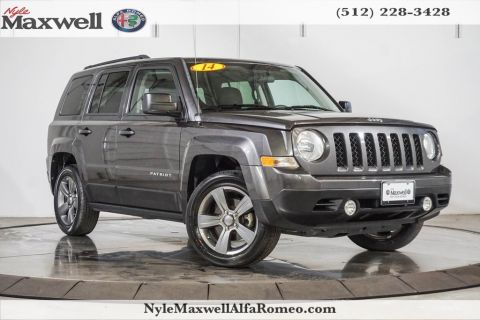 2014 Jeep Patriot High Altitude