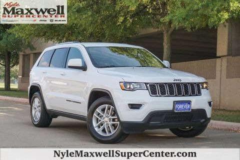 Pre-Owned 2018 Jeep Grand Cherokee Laredo RWD 4D Sport Utility