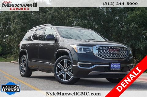 Pre-Owned 2019 GMC Acadia Denali AWD 4D Sport Utility