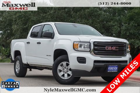 2018 GMC Canyon Base