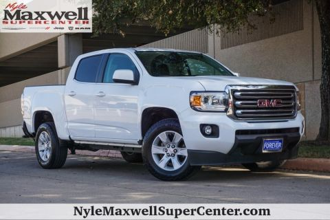 2016 GMC Canyon SLE1