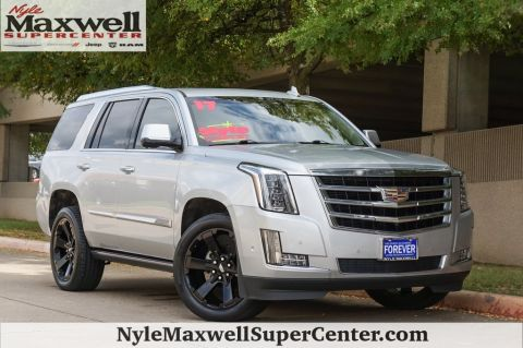 Pre-Owned 2017 Cadillac Escalade Premium 4WD 4D Sport Utility