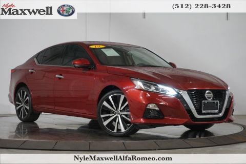 Pre-Owned 2019 Nissan Altima 2.5 Platinum FWD 4D Sedan