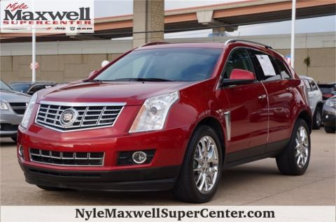 Pre-Owned 2015 Cadillac SRX Performance FWD 4D Sport Utility