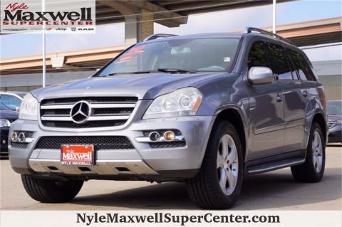Pre-Owned 2010 Mercedes-Benz GL-Class GL 450 4MATIC® 4D Sport Utility