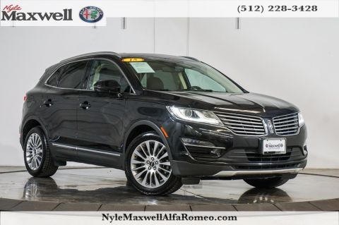Pre-Owned 2015 Lincoln MKC Reserve FWD 4D Sport Utility
