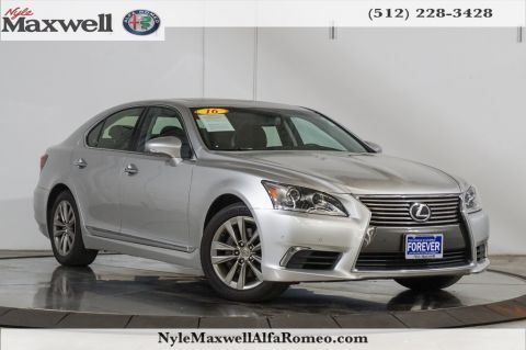 Pre-Owned 2016 Lexus LS 460 RWD 4D Sedan